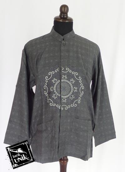 Baju Muslim Koko Dewasa Katun Bordir Baju Koko Muslim Murah