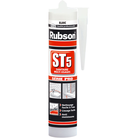 Mastic Silicone Exterieur Mastic Silicone Sanitaire | St 5 - Rubson