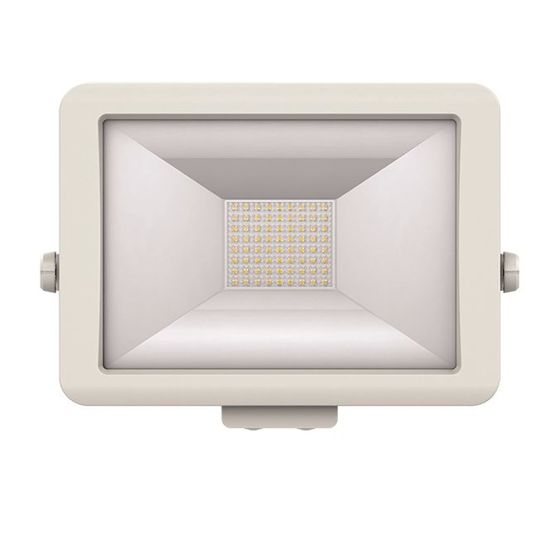 Projecteur Led Exterieur Dimmable Projecteur Led | Theleda B50l Wh - Theben