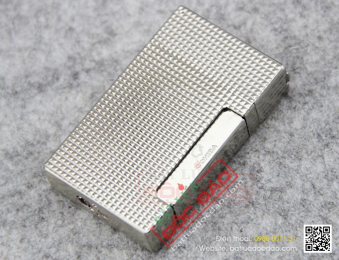 Bật lửa khò hút Cigar Cohiba chính hãng loại 2 tia lửa - Mã SP: BLH009
