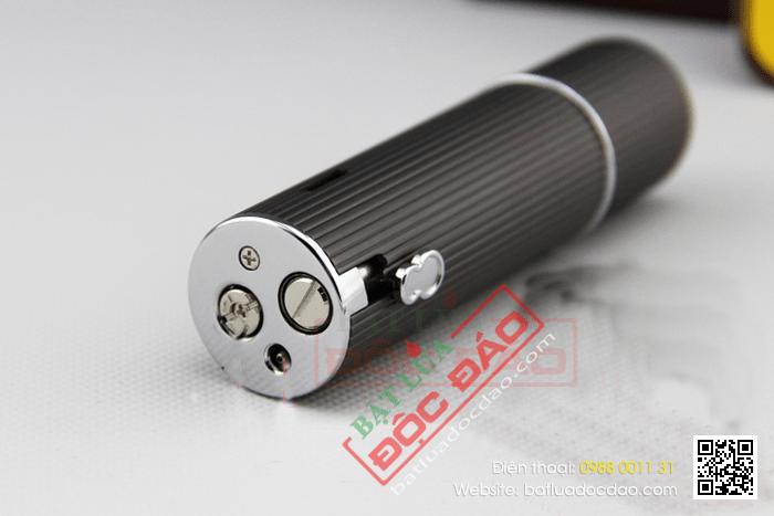 Bật lửa khò hút cigar cohiba chính hãng loại 3 tia lửa cực mạnh - Mã SP: BLH073