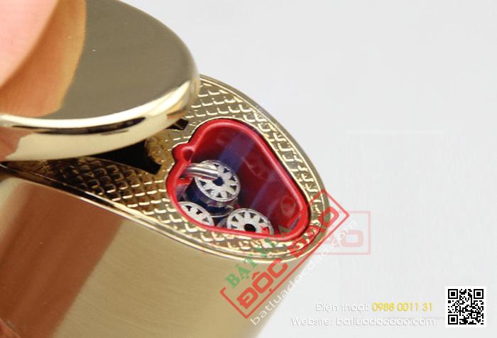 Bật lửa khò hút Cigar (xì gà) cohiba loại 3 tia lửa cực mạnh - Mã SP: BLH086