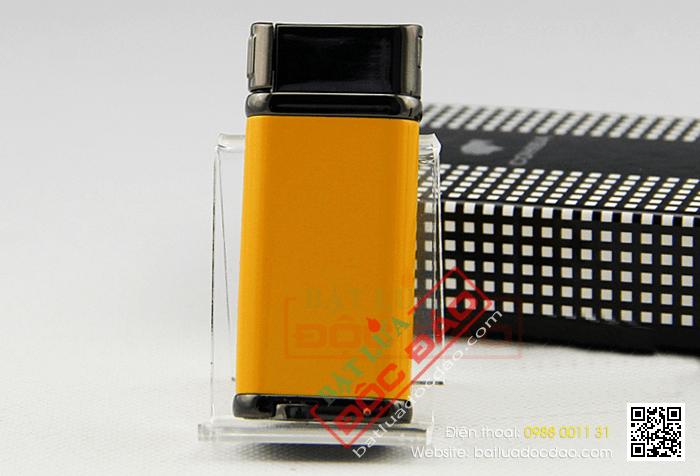 bật lửa khò hút cigar (xì gà) cohiba chính hãng loại 1 tia lửa có thiết bị đục xì gà - mã sp: blh097