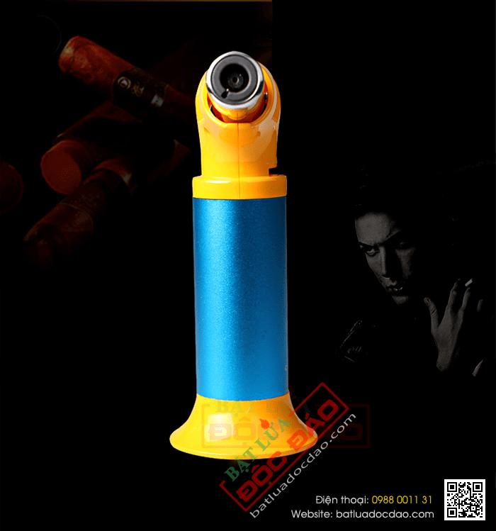 Bật lửa khò hút Cigar (xì gà) Cohiba chính hãng loại 1 tia lửa - Mã SP: BLH111