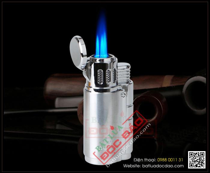 Bật lửa khò hút Cigar (xì gà) Cohiba loại 3 tia lửa cực mạnh - Mã SP: CL116