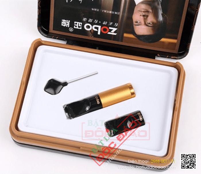 Tẩu lọc hút thuốc lá Zobo chính hãng - Mã SP: ZB083