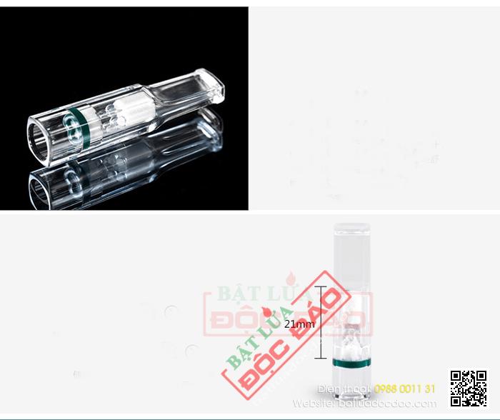 Tẩu lọc hút thuốc lá Zobo chính hãng - Mã SP: ZB801