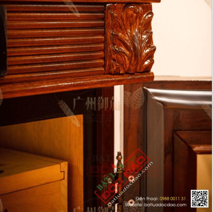Tủ bảo quản giữ ẩm xì gà cắm điện 3 tầng Cohiba - Mã SP: CH98