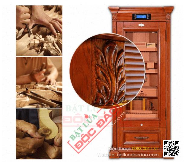 Tủ điện xì gà (cigar) chính hãng Cohiba - Mã SP: CH16
