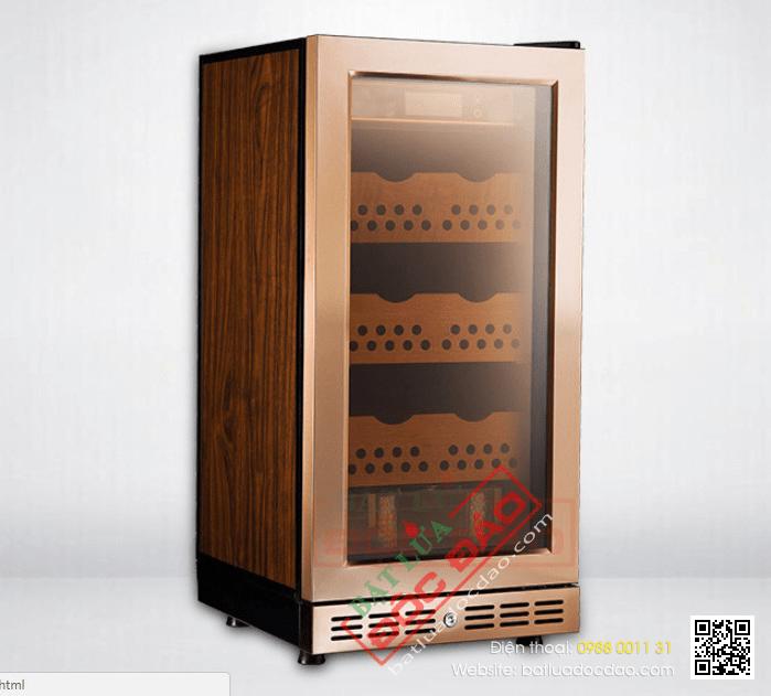 Tủ bảo quản xì gà cắm điện Lubinski 3 tầng - Mã SP: RA677