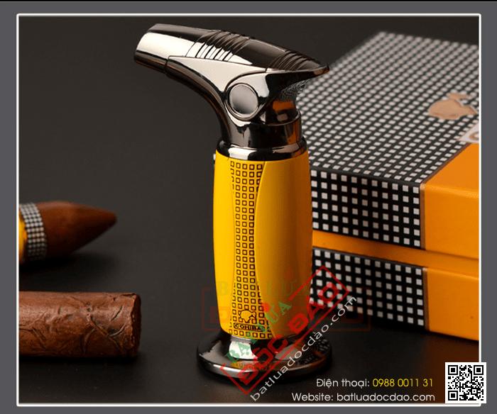 Bật lửa hút xì gà để bàn Cohiba chính hãng - Mã SP: COB96