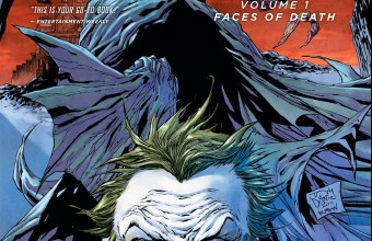 Detective Comics Vol. 1- Faces of Death