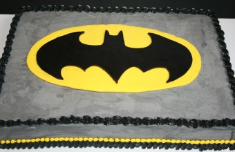 Batman Cake