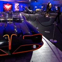 The Dark Knight Legend Exhibit comes to L.A. Live