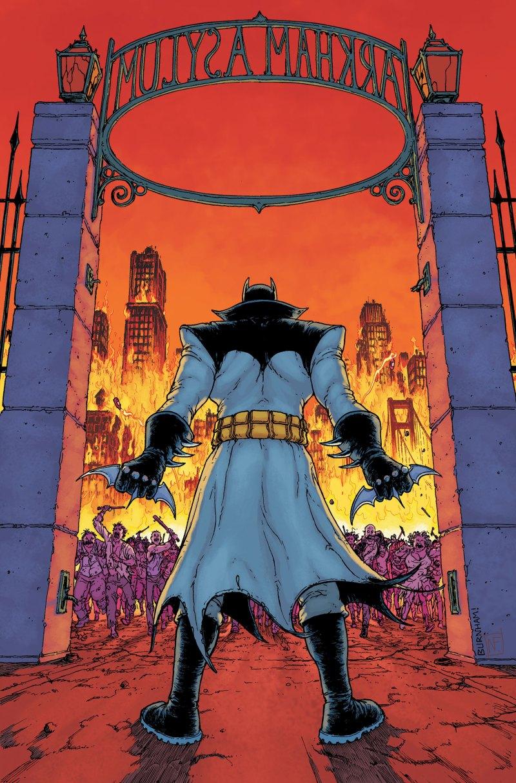 Batman Inc 5