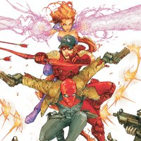 Red Hood and the Outlaws, Vol. 1: Redemption review