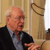 Michael Caine on working with Christopher Nolan, Alfred's Dark Knight trilogy backstory (video)