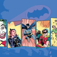 1966 Batman TV show merchandise and comic book series coming this summer