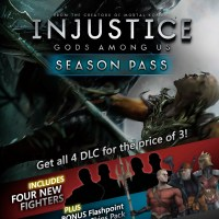 'Injustice: Gods Among Us' DLC details and new screenshots revealed