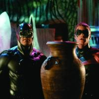 &#8216;Batman &amp; Robin&#8217; cowl donated to Smithsonian by Warner Bros