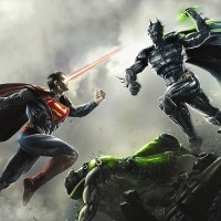 &#8216;Injustice: Gods Among Us&#8217; Batman vs Superman gameplay (video)
