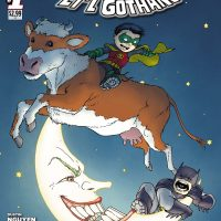 Li'l Gotham #1 (Print Edition) review