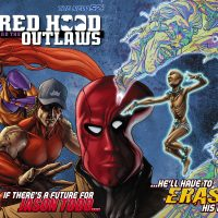 New 52 – Red Hood and the Outlaws #19 review