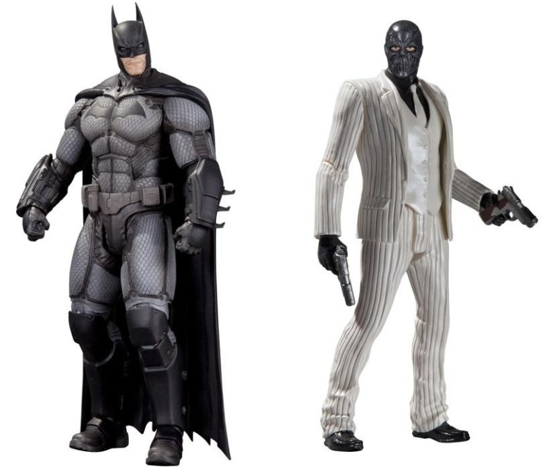 BatmanOriginsActionFigures