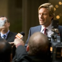 Aaron Eckhart talks &#8216;The Dark Knight Rises&#8217;, Heath Ledger, Christopher Nolan and more (audio)