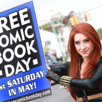 Saturday, May 4th, is Free Comic Book Day