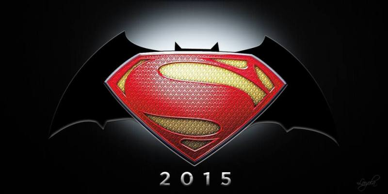 Batman Vs Superman Temp Logo