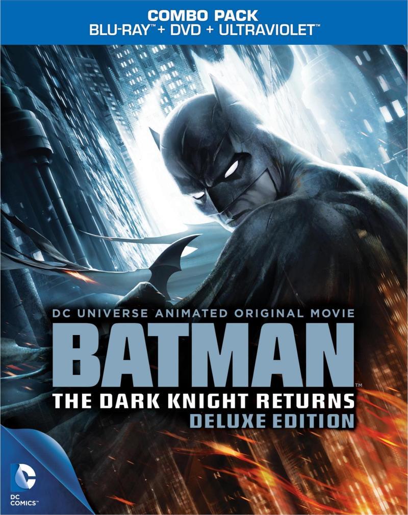 Derniers achats DVD ?? - Page 39 BatmanTDKRDeluxe