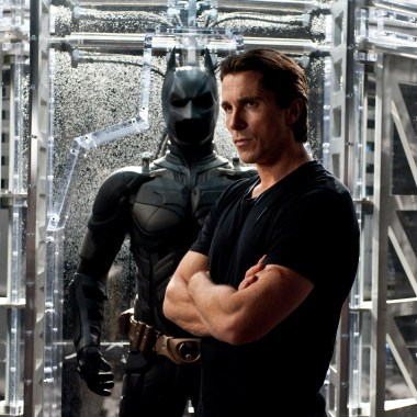 Christian Bale was disappointed with his portrayal of Batman (video)