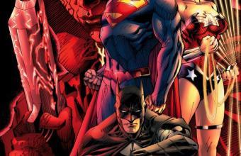 Justice League- Trinity War