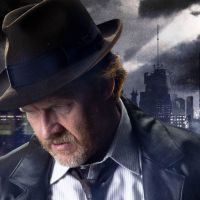 First official photo of Donal Logue as Harvey Bullock in 'Gotham'
