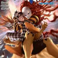 New 52 – Batgirl #31 review