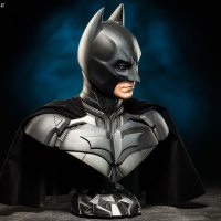 Sideshow Collectibles announces life-size Christian Bale Batman bust