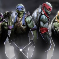 New 'Teenage Mutant Ninja Turtles' trailer spoofs Christian Bale's Batman voice
