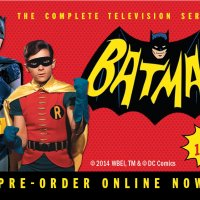 'Batman: The Complete Television Series' is available for pre-order, plus more Comic-Con goodies