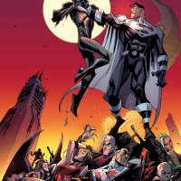 Batman Beyond Universe #12 review