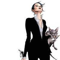Catwoman may be readable again this October