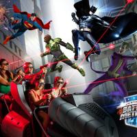 New Batman and Justice League rides coming to Six Flags next year (video)