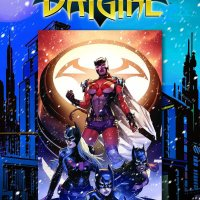 Batgirl: Futures End #1 review