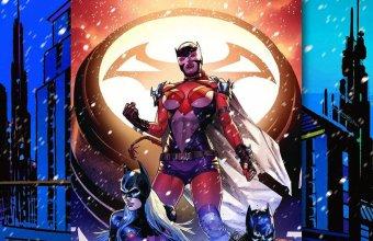 Batgirl FE 1