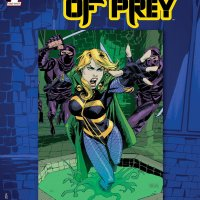 Birds of Prey: Futures End #1 review