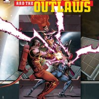 Red Hood and the Outlaws: Future's End #1 review