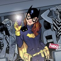 Batgirl #35 review