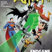 Batman #35 review