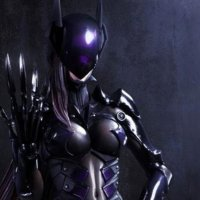 'Final Fantasy' designer creates wild take on Catwoman (photo)