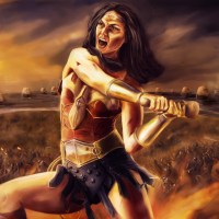 Themyscira? First look at 'Batman v Superman: Dawn of Justice' set in New Mexico (video)